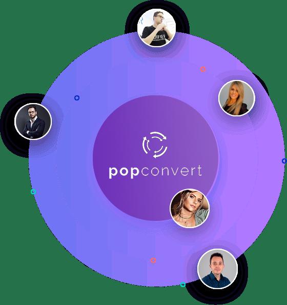 popconvert parceiros